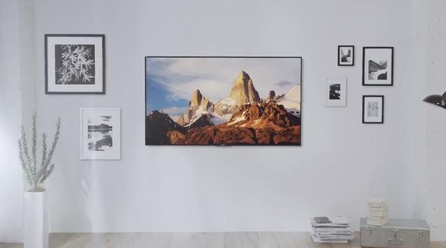 Inilah Smart TV Tertipis di Dunia Buatan Sony yang Berbasis Android