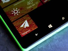 Update Telegram Messenger Windows Phone, Kini Ada Stikernya