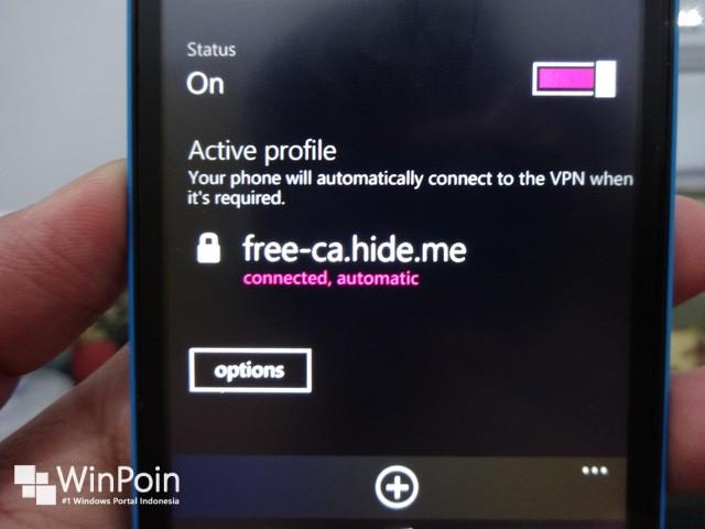 Cara Menggunakan VPN (Agar Bisa Mengakses Apa Saja) di Windows Phone