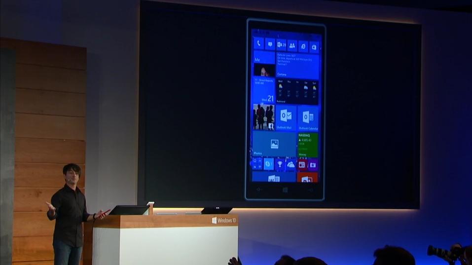 Akhirnya Jelas Sudah, Nama Baru Windows Phone Adalah Windows