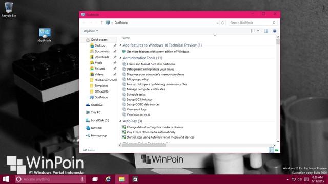 Tahukah Tool Windows Berikut? Sangat Bermanfaat Lho