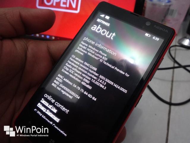 Seperti Inilah Cara Kita Menginstall Windows 10 di Lumia yang Belum Disupport (Dan Berhasil!)
