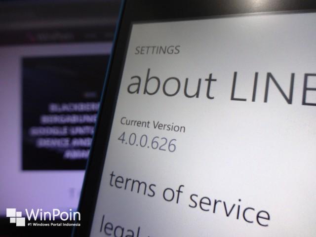 Aplikasi LINE Windows Phone Diupdate, Inilah Fitur Barunya!