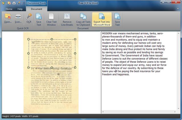 Software OCR Terbaik untuk Mengubah Gambar ke Text