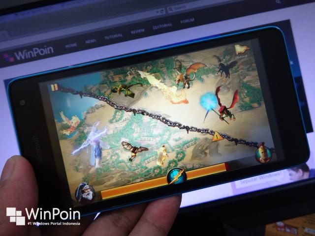 Gameloft Merilis Age of Sparta, Game Strategi untuk Windows 8.1 dan Windows Phone