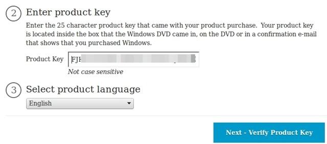Cara Mendownload File ISO Windows 7 Langsung dari Microsoft