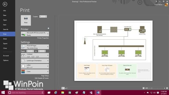 Inilah Tampilan dan Fitur Baru Microsoft Office 2016 (Review Eksklusif)