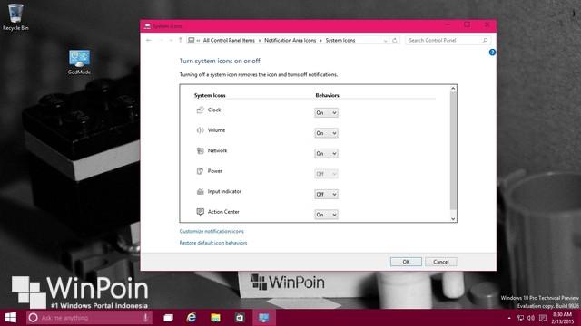 Cara Mengaktifkan GodMode, Tool Powerful Tersembunyi di Windows 10