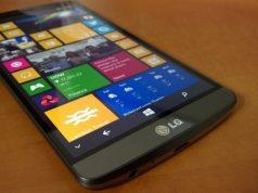 LG Bakal Merilis Smartphone Windows 10