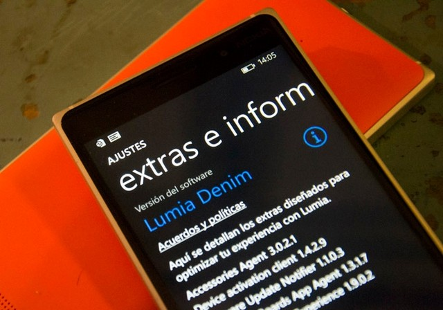 Inilah Solusi Kalau Lumia Kamu Gak Mau Update Denim