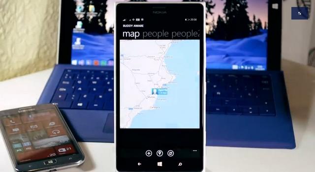 Inilah People Sense, Windows Apps yang Memudahkan Kamu Menemukan Lokasi Teman dan Keluarga