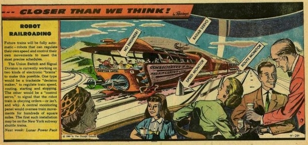 20 Gadget dan Teknologi yang Diprediksi Orang Era 1963 Ada Di Jaman Kita