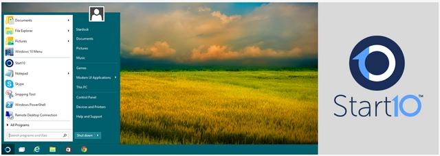 Start10 Mengembalikan Start Menu Khas Windows 7 ke Windows 10
