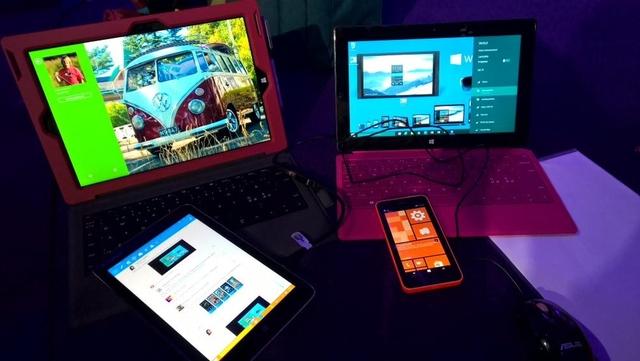 Windows 10 Preview untuk Smartphone Memiliki UI Baru, Ada Live Tile Berukuran Panjang
