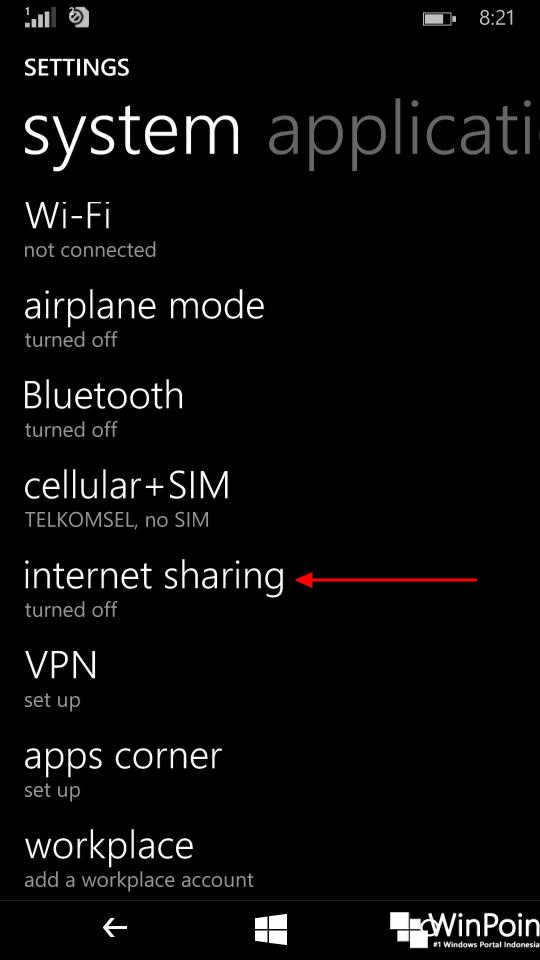 windowsphonemenjadimodem_3