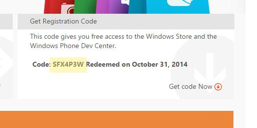 Cara Daftar Akun Developer Windows via Dreamspark