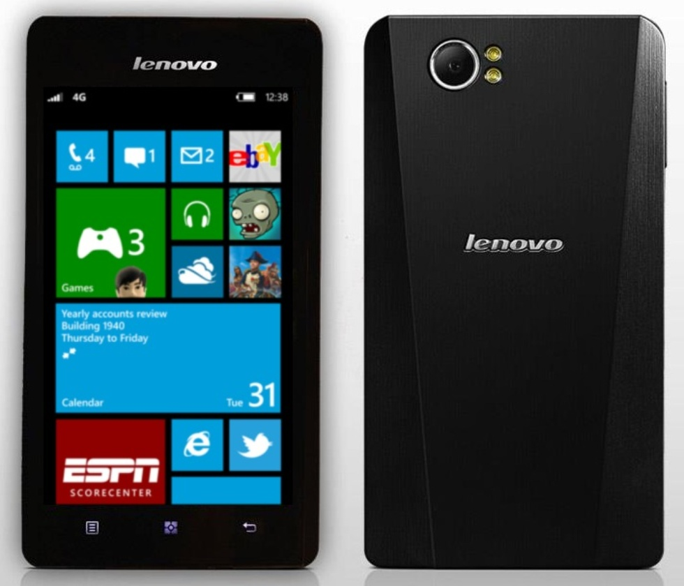 Lenovo-Windows-Phone