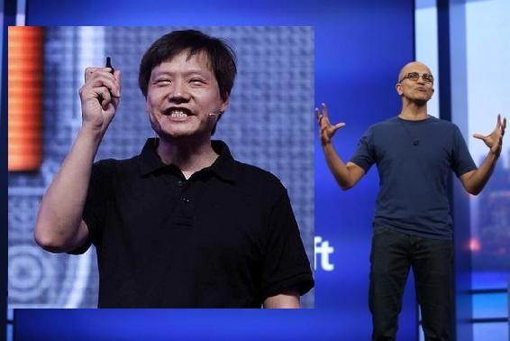 Microsoft - Xiaomi