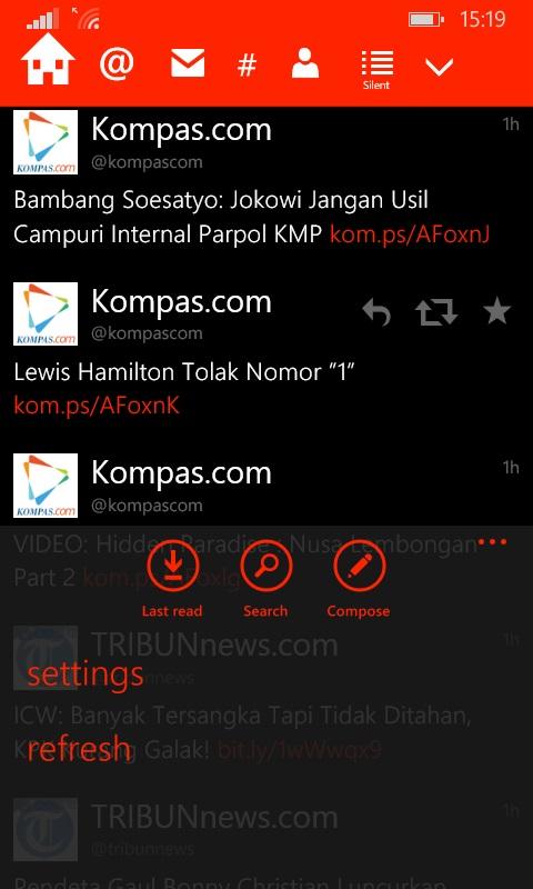 Token Twitter