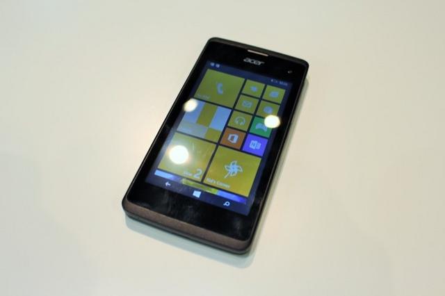 Inilah Tampilan Dan Spesifikasi Windows Phone Acer Liquid