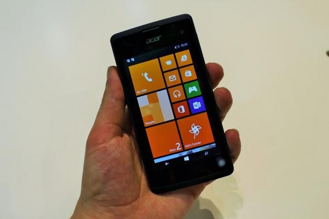Inilah Tampilan dan Spesifikasi Windows Phone Acer Liquid M220, Keren Tidak?