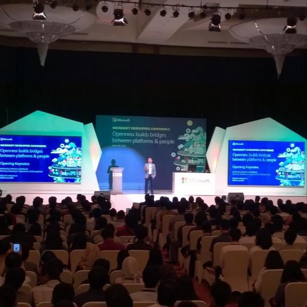 Hari Ini Microsoft Developer Conference Diadakan di Jakarta Tanpa Kehadiran Satya Nadella