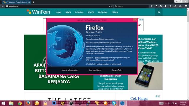 Firefox 64-Bit Dirilis, Ini Dia Fitur dan Kelebihannya!