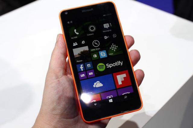 Inilah Foto dan Tampilan Lumia 640 dan Lumia 640 XL