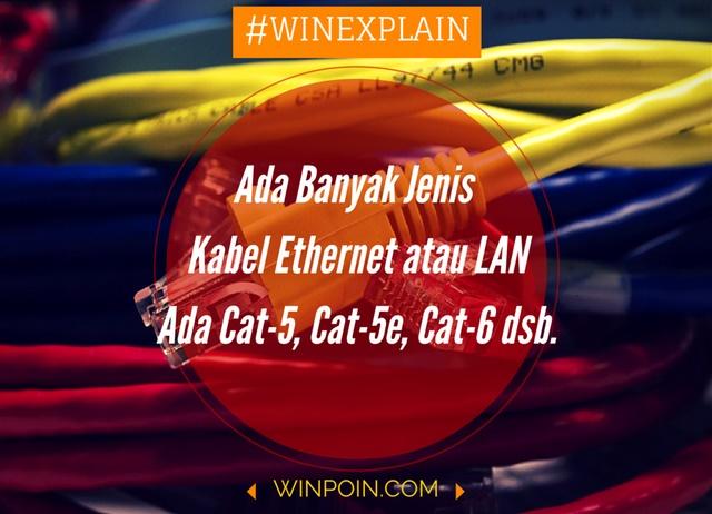 Apakah Semua Kabel LAN Sama? dan Apakah Itu Mempengaruhi Kecepatan?