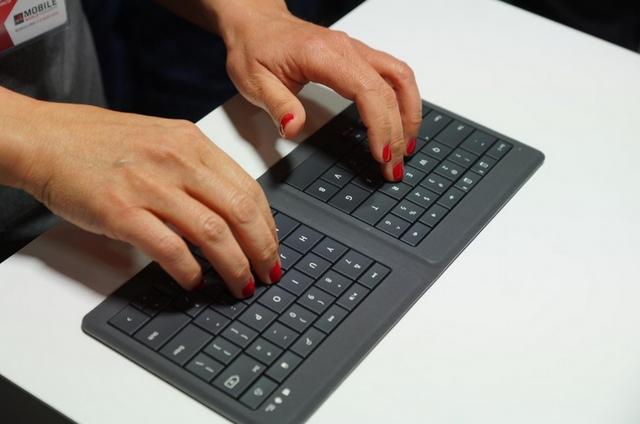 Inilah Microsoft Bluetooth Keyboard yang Khusus Didesain untuk Smartphone dan Tablet