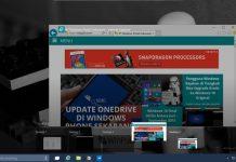 Microsoft Akan Merilis Windows 10 Preview Baru Minimal Sebulan Sekali