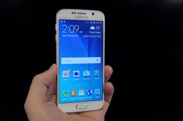 Inilah Samsung Galaxy S6 dan S6 Edge, Lengkap dengan Bundle Microsoft Apps Didalamnya