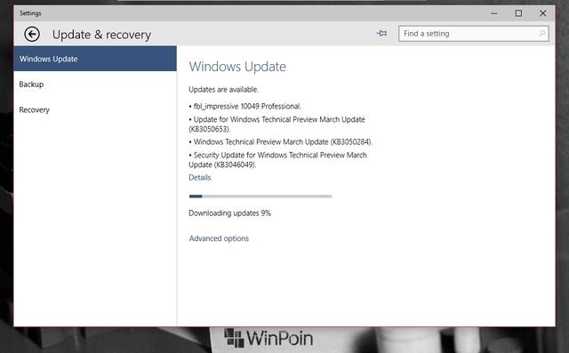 Download Windows 10 Build 10049 — Spartan Dirilis!