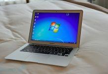 Boot Camp di MacBook Terbaru Tidak Lagi Support Windows 7