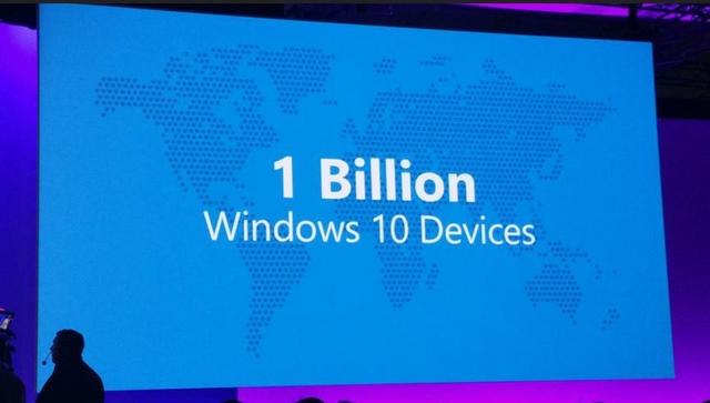 Microsoft Menargetkan Windows 10 Terinstall di 1 Milyar Device Dalam 2 - 3 Tahun Kedepan