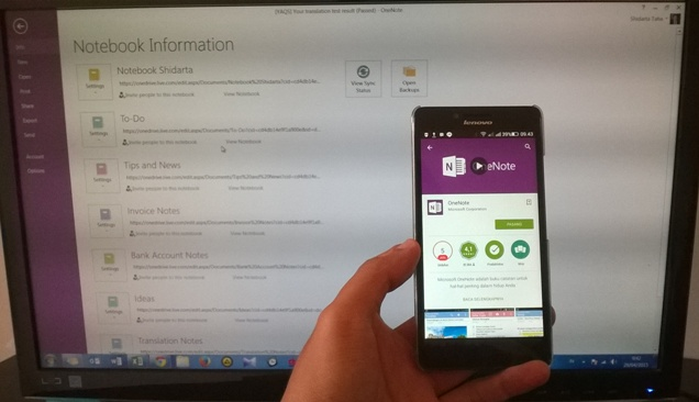 7 Tips OneNote