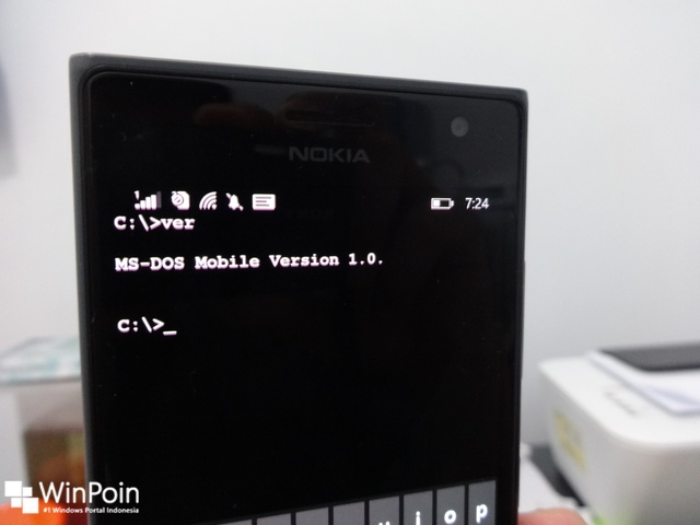 16 Command di MS-DOS Mobile yang Seru untuk Dicoba