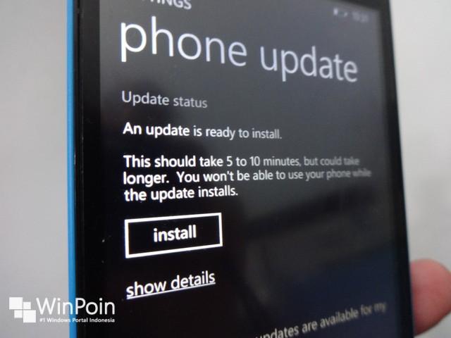 Lumia 535 Kembali Mendapatkan Update untuk Memperbaiki Masalah Touchscreen