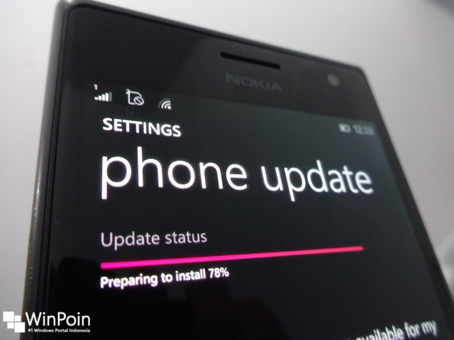 Muncul Update Minor Setelah Menginstall Windows 10 Smartphone Preview