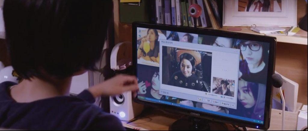 Film yang menampilkan OS Windows