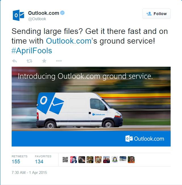 AprilFools Microsoft