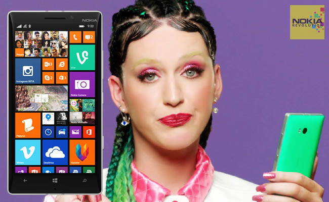 Video Musik Menampilkan Windows Phone