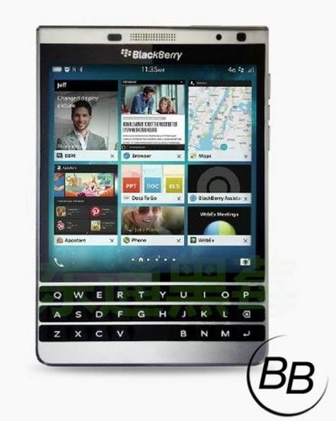 Inilah BlackBerry Oslo, Smartphone BlackBerry Seri Terbaru