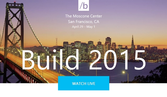 Jangan Lupa Jam 22.30 Nanti Ada Live Streaming BUILD 2015