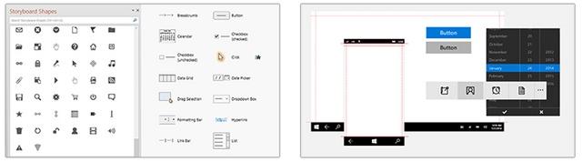 Seperti InilahStandar Desain Universal Apps untuk Windows 10 (Official Guideline)