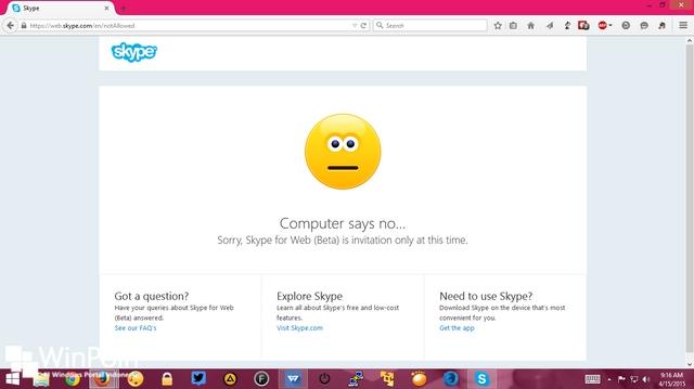 Sekarang Kamu Bisa Menggunakan Facebook Messenger di Browser