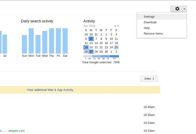 Google Tahu Apapun yang Kamu Lakukan Online - Inilah Cara Mencegahnya