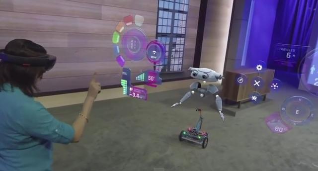 HOT: Masa Depan Sudah Disini — Inilah Microsoft HoloLens yang Super Canggih! (Video)