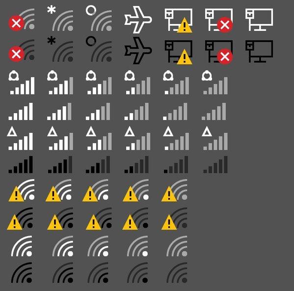 Icon Windows 10 Build 10074