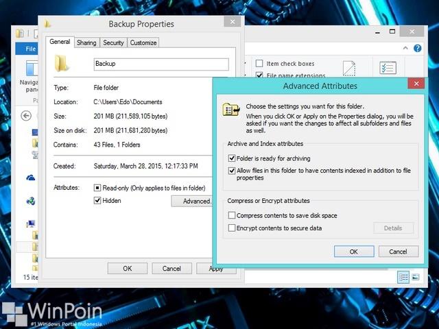 Inilah Cara Melindungi File Kamu di Windows